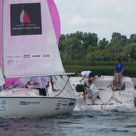 Lajkonik Match Race